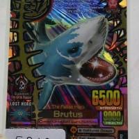 Animal kaiser brutus original card evo 8