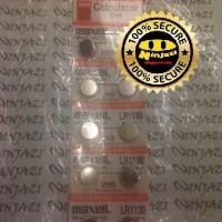Batre LR 1130 MAXELL ORIGINAL