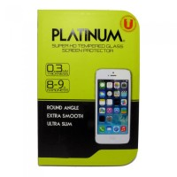PLATINUM IPHONE 4/4S PRIVACY (ANTI SPY) TEMPERED GLASS SCREEN PROTECTOR