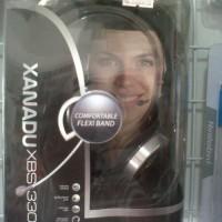 HEADSET SONICGEAR XANADU XBS 330 PC BACKPHONE WITH MICROPHONE