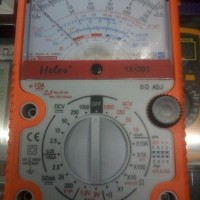 Avometer Heles YX393TR Manual