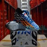 Sepatu Futsal Adidas Battle Pack - F5 Messi IN (WC)