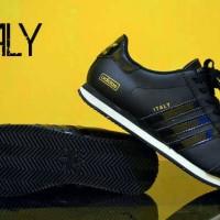 Sepatu Adidas Italy Full Black