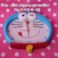 Jam Dinding Doraemon Jumbo