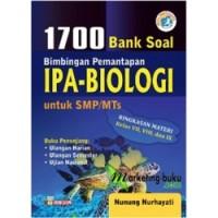 1700 Bank Soal Bimbingan Pemantapan IPA-Biologi SMP-MTs