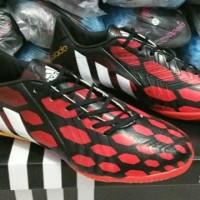 Sepatu Futsal Adidas Predator Absolado Instinct Merah