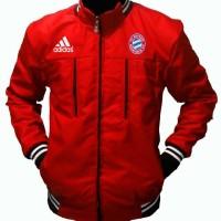 Jaket Casual Merah Bayern Munchen
