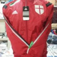 Jaket parasut bolak-balik AC Milan
