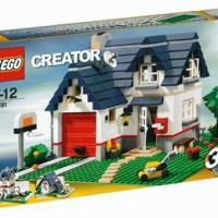 Toys LEGO Creator Apple Tree House 5891