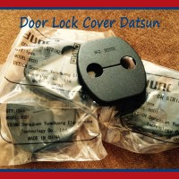 Car Door Lock Cover Protection mobil Datsun Go