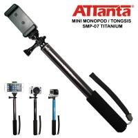 Attanta Mini Monopod - Tongsis SMP-07 For GoPro-DSLR-Smartphone-Camera