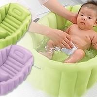 Richell Baby Bath Tub Bak Mandi Bayi Balon Baby Soft Bath Tub