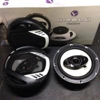 Speaker Venom Diablo VX603dw (Mandiri Abadi Car Audio)