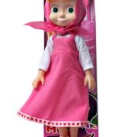 Boneka Marsha bisa nyanyi,sisir rambut,baju dilepas