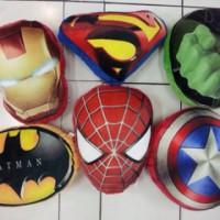 BANTAL SUPERHERO 3D GROSIR