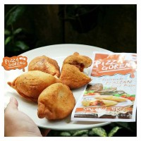 Pizza Goreng Smooked Beef