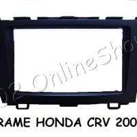 Frame Audio Honda CRV 2008