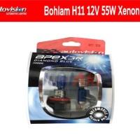 Bohlam Autovision H11 12V 55W Xenon
