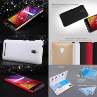 Hardcase Nillkin Hard Back Cover Casing Case Asus Zenfone Go ZC500TG