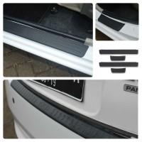 Paket Sillplate Samping dan Belakang Datsun Go / Go+ / Panca