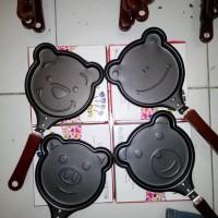 Teflon / Frying pan Karakter Hello Kitty - Winnie The Pooh - Doraemon - Keropi - Monkey