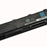 Original Baterai Laptop Toshiba C800 C800D C840 C845 C850 PA5024U