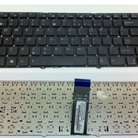 Keyboard Asus Eee PC 1215 1215B 1215N 1215P 1225B 1225C Series-Hitam