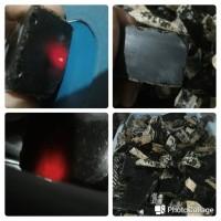 Batu Black Amethyst Kecubung Wulung