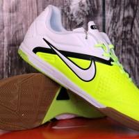 Sepatu futsal Nike CTR 360 Hijau Putih Grade Ori