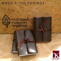 HIBRKRAFT JOURNAL - BASIC 2: THE TORINOS AGENDA