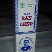 Minyak Tradisional Jamu Ban Leng 15 ml