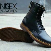Sepatu kulit couple unisex Dr.Martens (docmart) boot grade original