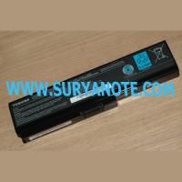 Baterai Laptop TOSHIBA Satellite L630,L635,L640,L645 (Garansi 6 Bulan)
