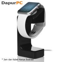 Apple Watch Dock Stand untuk Wireless Charging
