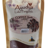 Ayudya Lulur Pengantin Coffee 300 refill