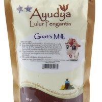 Ayudya Lulur Pengantin Goat's Milk 300 refill