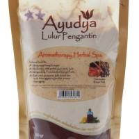 Ayudya Lulur Pengantin Aromatherapy Herbal Spa 300 refill