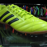 Sepatu Futsal Adidas Goletto V IN Citroen
