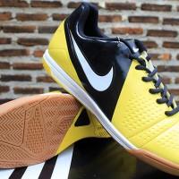 Sepatu Futsal Nike CTR 360 Hitam Kuning Grade Ori Murah Berkualitas