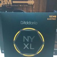 Senar Gitar Elektrik 010 D'Addario NYXL 1046