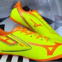 Sepatu Futsal Mizuno Samurai Speed Kuning Murah Berkualitas