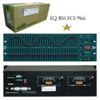 Equalizer BSS FCS 966 Opal FCS966 ( 2 x 31 Channel )