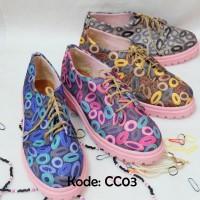 Sepatu Docmart CC03