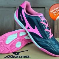Sepatu Futsal/Olahraga Mizuno Neo Shin Hitam Pink