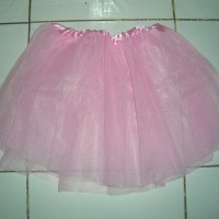 balet rok tutu anak 30 cm