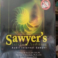 Internal Audit jilid 1 by Sawyer's