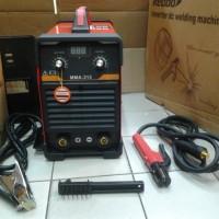 Mesin Las Inverter MMA 300A - 315A 3 Phase REDBO