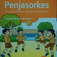 Buku PENJASORKES Kls 1 SD - BSE (KTSP)