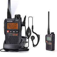 Radio Handy Talky HT Handie Talkie Baofeng UV-3R Murah 2 watt