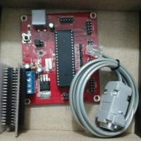 minimum sistem minsis atmega8535 inovative